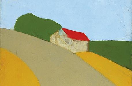 בית על גבעה של אורי ריזמן