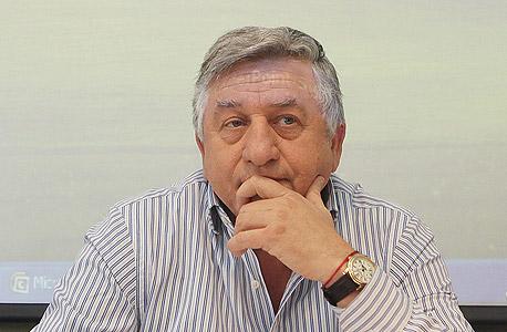 שמעון יצחקי נשיא חברת אלביט הדמיה, צילום: אוראל כהן