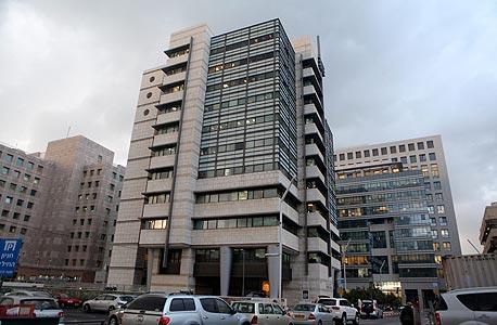 בניין משרדים ברמת גן