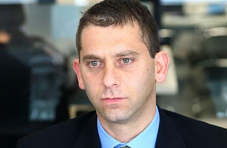 """גיורא אלמוגי מנכ""""ל או.פי.סי, צילום: אוראל כהן"""