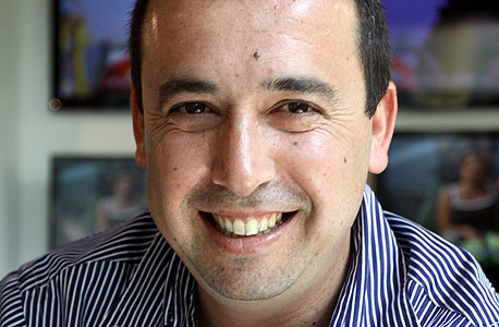 גיא אדרי מ מייסדי אקזיט אלקטרוניקס HISENSE, צילום: אריאל בשור
