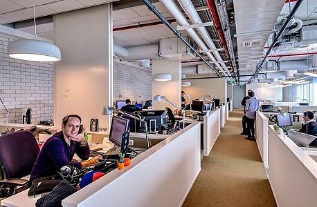 משרדי גוגל בתל אביב (ארכיון)