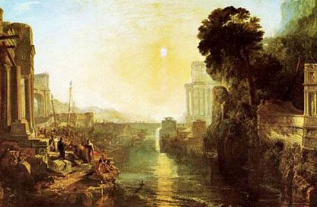 קרתגו. הרומאים החריבו אותה