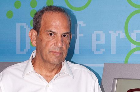 פנאי שמואל פרנקל מ בעלי חברת ה השקעות אפסילון, צילום: דמיטרי שביצ'נקו