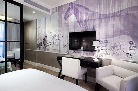 מלון אינדיגו, רמת גן
