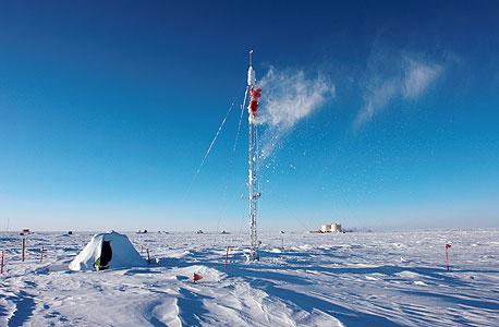 במישורי הרמה האנטארקטית