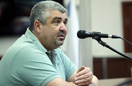 שלומי לחיאני, לשעבר ראש עיריית בת ים שהורשע ומרצה עכשיו מאסר