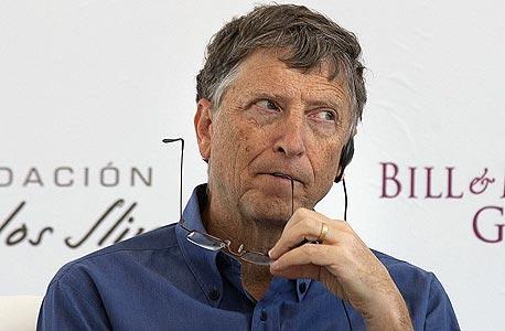 מייסד מיקרוסופט, ביל גייטס. דרש בין 60-40 מיליון דולר