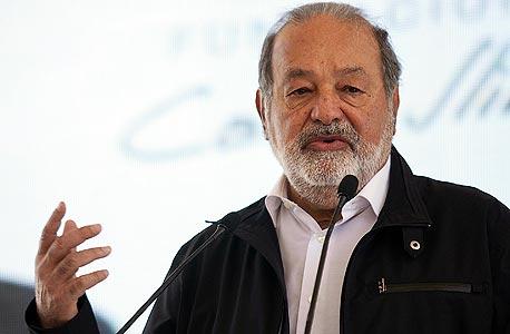 קרלוס סלים. הכי עשיר בעולם: 73 מיליארד דולר, צילום: בלומברג