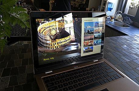אינטל אולטרה-בוק מחשבים מעבדים לפטופ, צילום: הראל עילם