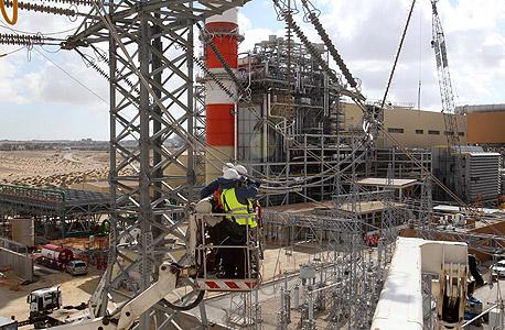 תחנה של OPC, צילום: יוסי וייס דוברות חברת החשמל