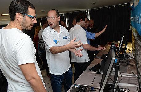 מסיבת עיתונאים אינטל ישראל