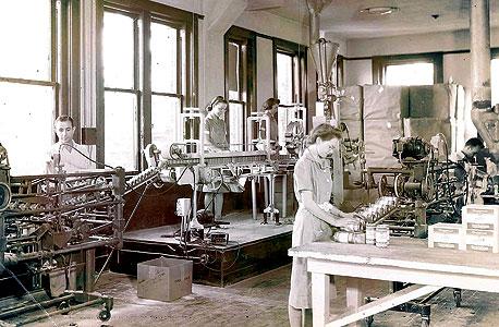 מפעל פריגו בארצות הברית