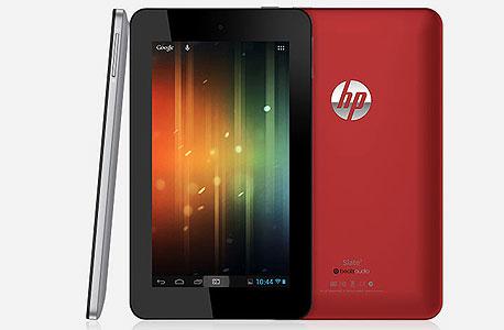 HP סלייט 7 טאבלט אנדרואיד