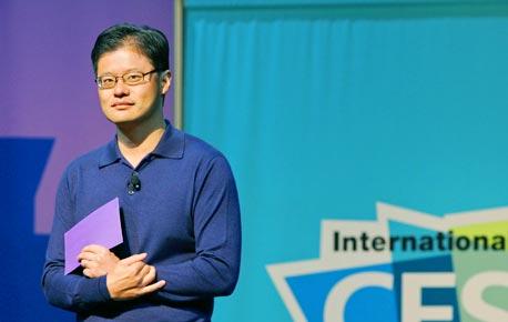 """מייסד יאהו, ג'רי יאנג. כנראה לא ידע שאת שפות התכנות המתקדמות של יאהו פיתח סטארט-אפ קטן מר""""ג"""