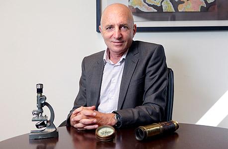 """ד""""ר מייקל היידן, צילום: עמית שעל"""