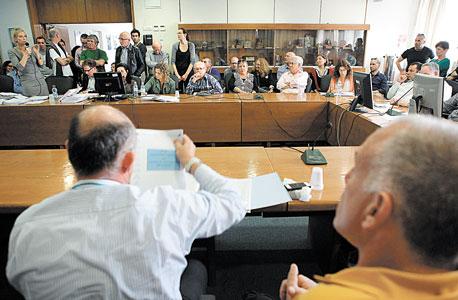 דיון בעיריית תל אביב על ההתנגדויות לתוכנית הרבעים השבוע
