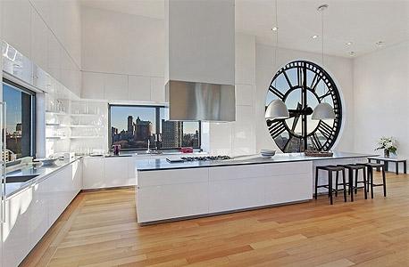דירת השעון פנטהואז ברוקלין ניו יורק מגדל השעון