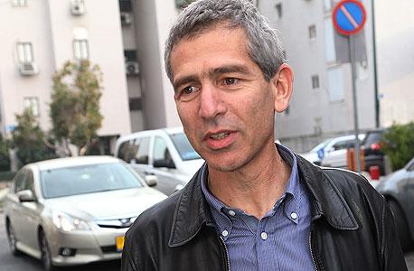 הלל קוברינסקי, מקורבו של לפיד , צילום: שאול גולן