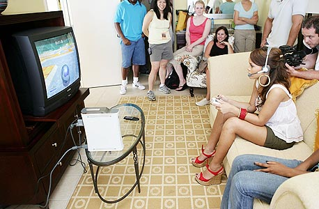 ריהאנה. חוזה עם ניוואה, צילום: gamerscoreblog cc-by-sa
