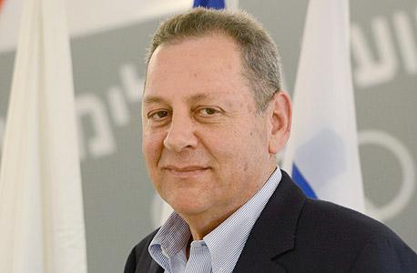 """יגאל כרמי, יו""""ר הוועד האולימפי בישראל, צילום: יובל חן"""