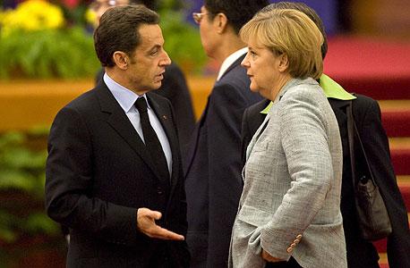 גרמניה וצרפת יוצאות להגנת מטבע היורו