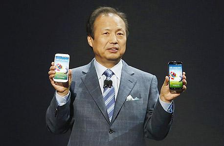 גיי קיי שין, ראש חטיבת המובייל של סמסונג