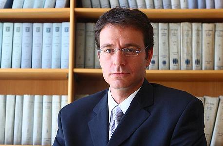 """עו""""ד רם גורודיסקי, צילום: אוראל כהן"""