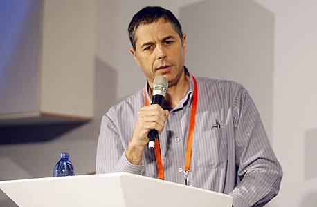 אמיר הסל, מנהל חטיבת ההשקעות בהראל ביטוח בוועידה, צילום: נמרוד גליקמן