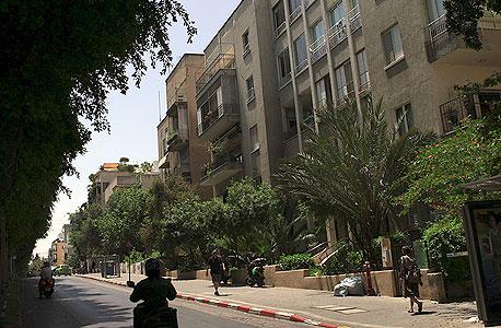 שדרות רוטשילד בתל אביב (ארכיון)
