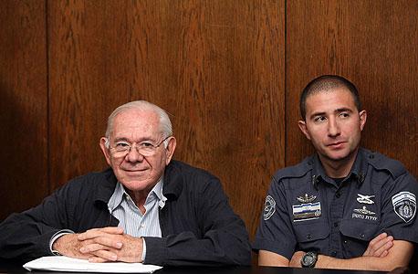 דן כהן בעת משפטו (ארכיון), צילום: אוראל כהן