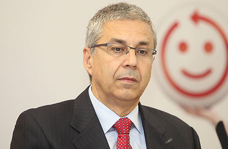 """ציון קינן מנכ""""ל בנק הפועלים הגשת דוחות, צילום: אוראל כהן"""