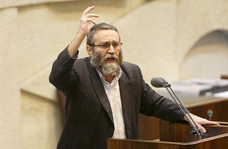 """ח""""כ משה גפני, לשעבר יו""""ר ועדת הכספים של הכנסת"""