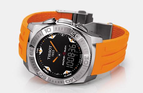 שעון שחייה עמיד במים של Tissot