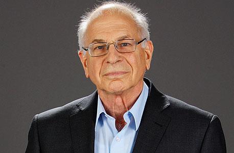 פרופ' דניאל כהנמן הוא חתן פרס נובל לכלכלה ל-2002