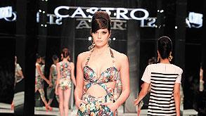 תצוגת אופנה של קסטרו, צילום: אבי ולדמן
