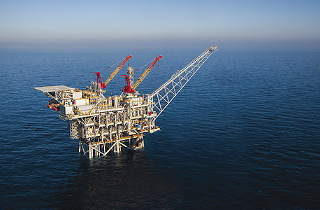 Offshore gas drilling platform (illustration). Photo: PR