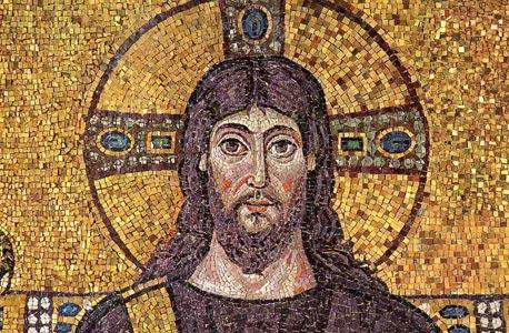 מקופח. ישו הנוצרי