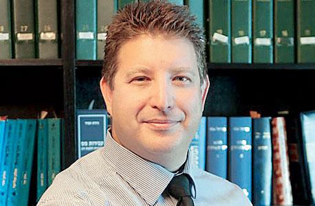 עורך דין אורי גולדמן, צילום: ענר גרין