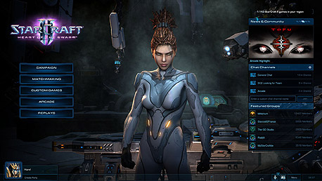 תנו לה צבא של חייזרים ותראו מה היא יודעת לעשות. קריגן
