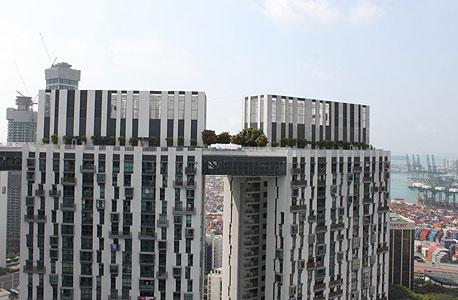דיור בר השגה סינגפור מגדלים מגדל