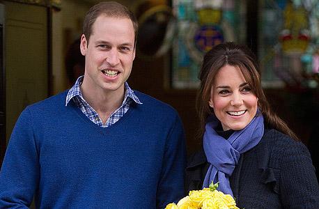 """William, Kate and the Royal Baby"": חברת הדוקו הצרפתית זודיאק מציעה סרט שיעסוק בחבר החדש במשפחת המלוכה"