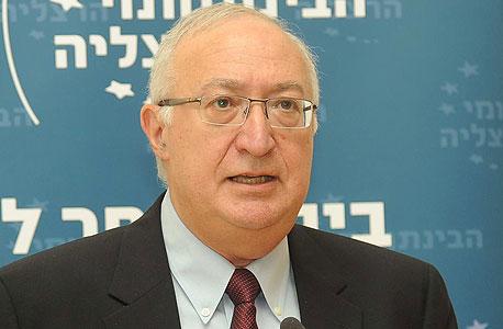 פרופ' מנואל טרכטנברג, צילום:  ישראל הדרי