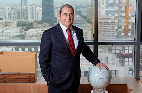 """ניר גלעד, מנכ""""ל החברה לישראל, צילום: עמית שעל"""