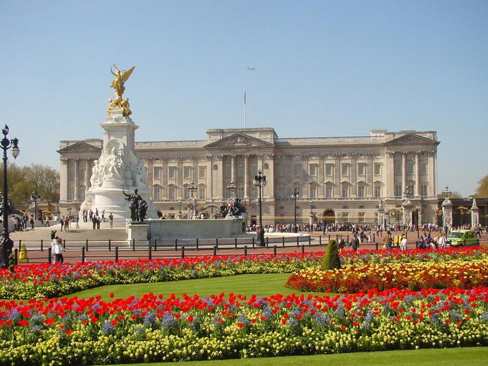 ארמון בקינגהאם, לונדון