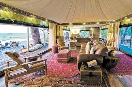 בית מלון בבוצואנה