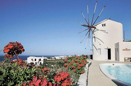 בית מלון ביוון