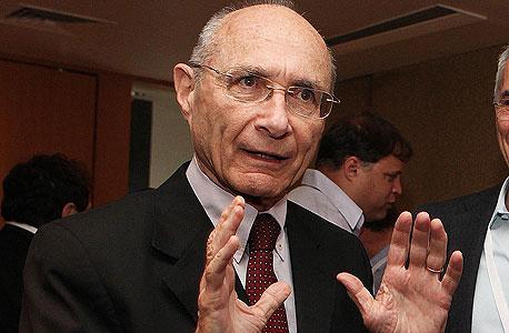 עוזי לנדאו, לשעבר שר האנרגיה