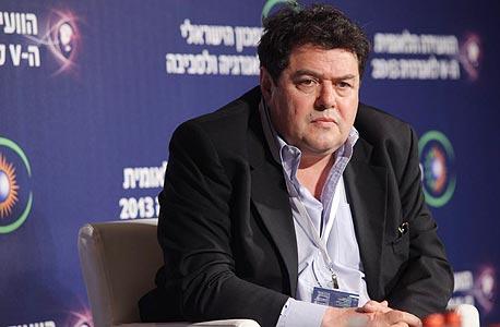 """ישראל יניב, מנכ""""ל דור אלון, צילום: עמית שעל"""