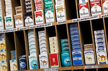 סיגריות. הפחתת הכמות בחצי תחסוך 500 שקל בחודש